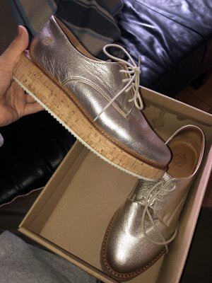 Apple of eden Veterschoenen goud