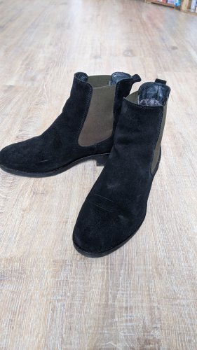 Apple of Eden Chelseaboot schwarz