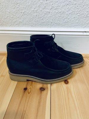 Apple of eden Chukka boot noir