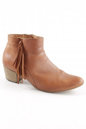 Apple of eden Keil-Stiefeletten braun Casual-Look