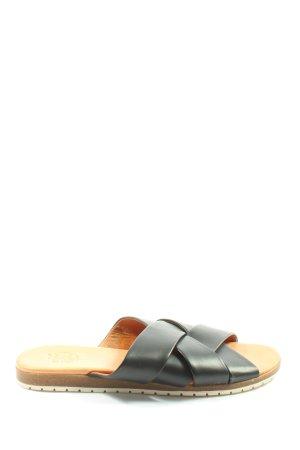 Apple of eden Sandalo comodo nero stile casual