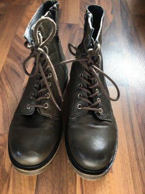 Apple of eden Aanrijg laarzen veelkleurig