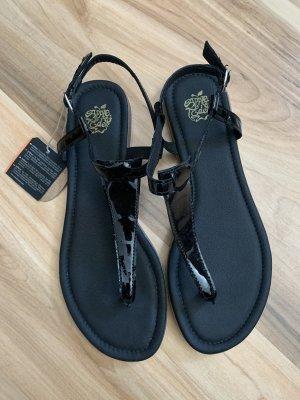 Apple of eden Sandalo con cinturino nero