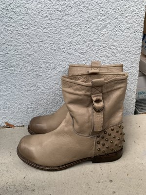 Apple of Eden Stiefel beige Usedlook gr 41
