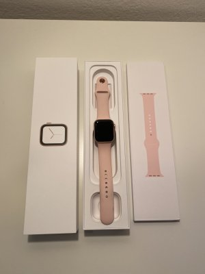 Apple Analoog horloge veelkleurig