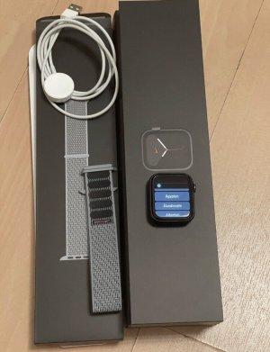 Apple Montre numérique noir