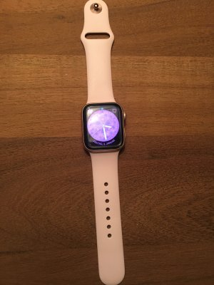 Apple Watch 4 40mm Roségold GPS