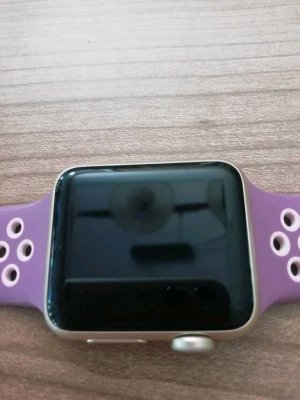 Apple Digitaal horloge veelkleurig