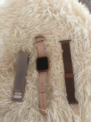 Apple Automatisch horloge roségoud