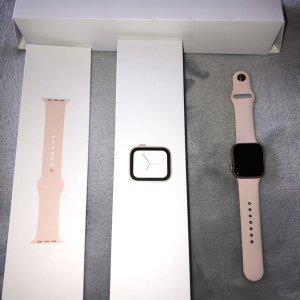 Apple Watch Series 5 (40 mm) NEU Roségold