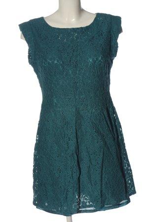 Apricot A Line Dress turquoise elegant