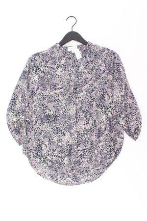 Apricot Blouse lilac-mauve-purple-dark violet polyester