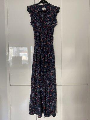 Apricot Maxi Dress dark blue