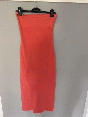Apricot farbenes Kleid von TopShop, Gr. 36