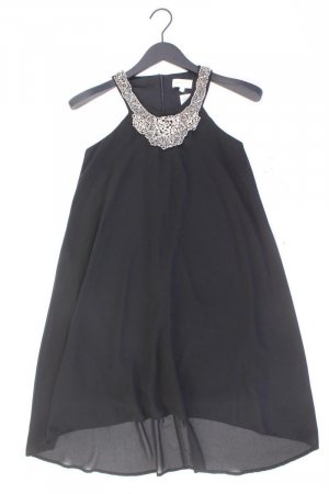 Apricot Robe noir polyester