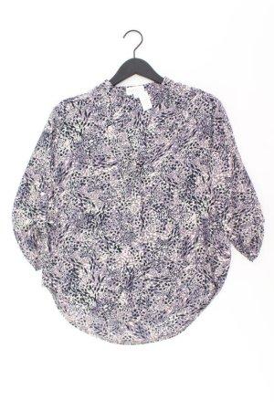 Apricot Long Sleeve Blouse lilac-mauve-purple-dark violet polyester