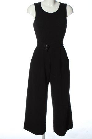 Apricot Langer Jumpsuit nero stile casual
