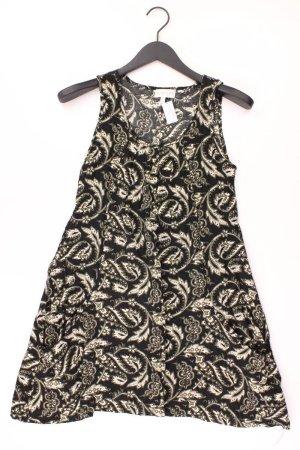 Apricot Midi Dress black viscose