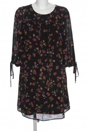 Apricot Robe courte imprimé allover style d'affaires