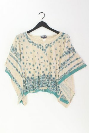 Apricot Poncho multicolored polyester