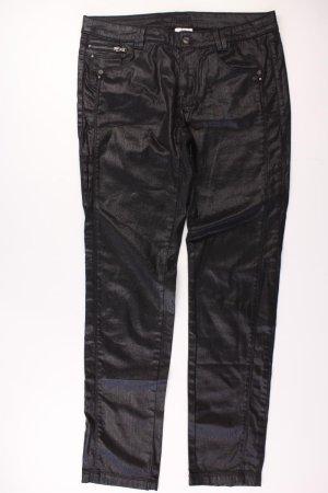 Apricot Jeans noir coton