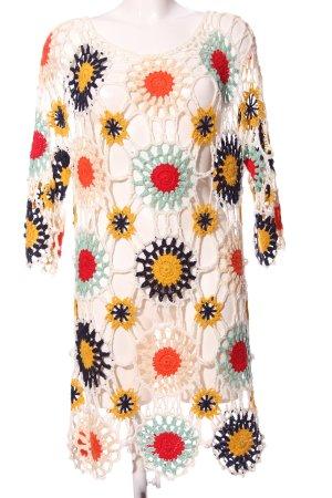 Apricot Camicia a tunica multicolore stile casual