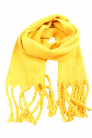 Apricot Knitted Scarf primrose casual look