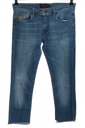 April 77 3/4 Length Jeans blue casual look