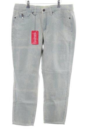 Apriori 7/8 Jeans hellgrau Casual-Look