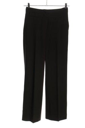 Apriori Pantalon de costume noir style décontracté