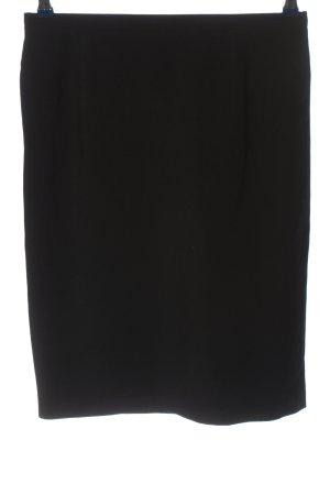Apriori Ołówkowa spódnica czarny W stylu biznesowym