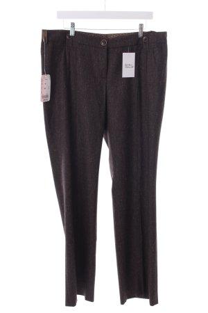 Apriori Pleated Trousers multicolored classic style