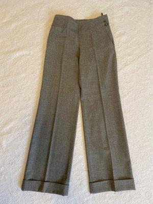 Apriori Pantalón anchos gris claro-gris Lana