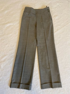 Apriori Pantalon Marlene gris clair-gris laine