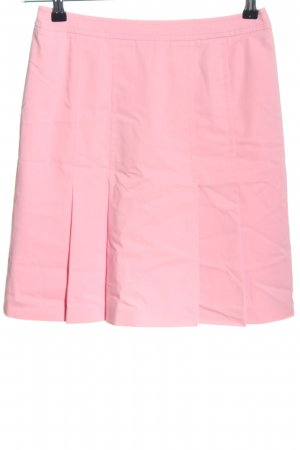 Apriori Jupe à plis rose style décontracté