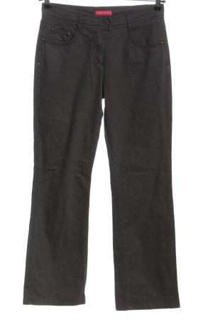 Apriori Spodnie z pięcioma kieszeniami jasnoszary W stylu casual