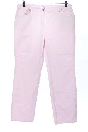 Apriori Pantalone cinque tasche rosa stile casual