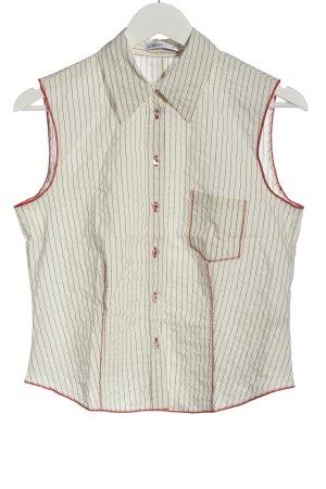 Apriori Koszulowa bluzka Wzór w paski W stylu casual