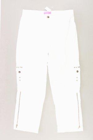Apriori Spodnie w kolorze białej wełny