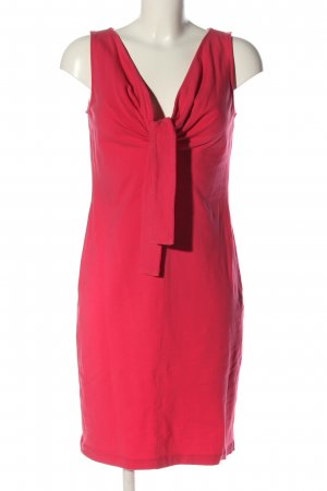 Apriori Robe en jersey rouge style d'affaires