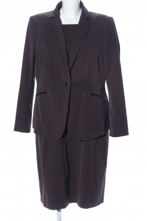 Apriori Ladies' Suit brown business style