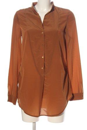 Apriori Bluzka z długim rękawem jasny pomarańczowy W stylu casual