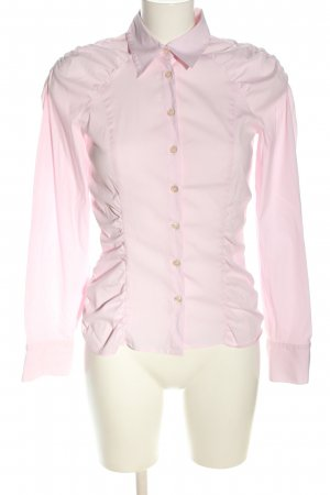 Apriori Langarm-Bluse pink Business-Look