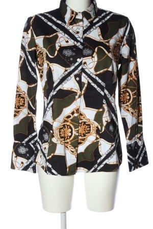 Apriori Camicia a maniche lunghe stampa integrale stile casual