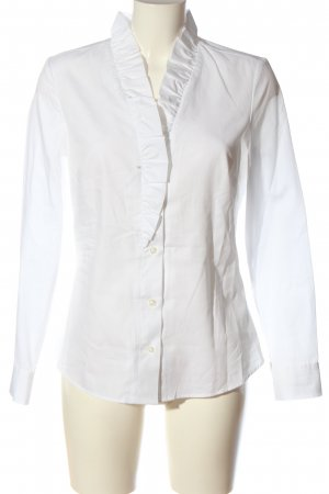 Apriori Koszula z długim rękawem biały W stylu casual