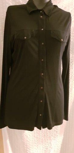 Apriori Langarmshirt, Long Bluse, Gr.38
