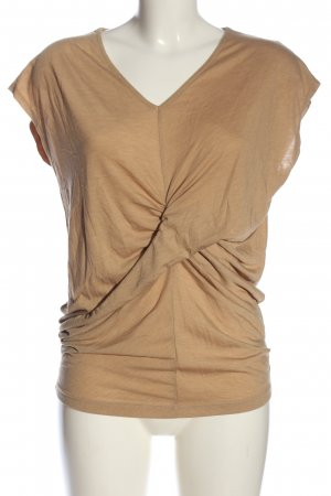 Apriori Długa koszulka brąz W stylu casual