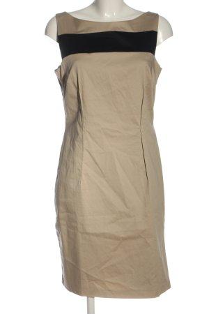 Apriori Sukienka mini w kolorze białej wełny Elegancki