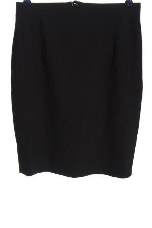 Apriori Mini-jupe noir style d'affaires