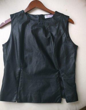 Apriori Polunder schwarzem Leder Gr. 38!!!
